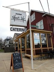 Stock Up in Beacon offers eat-in and takeout.