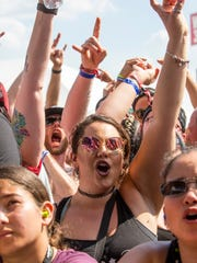 Fans Rocked out at Fort Rock. What the Fort Rock festival means to fans and to the bands who are booked to play in it. What is the economic impact to Lee County, and how the festival came to be as well.