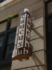The Caucus Club is set to re-open in Detroit's Penobscot Building.