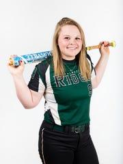 2017 Spring Player of the Year finalist Savannah Nocera, Palmetto Ridge softball
