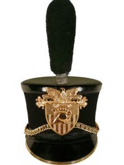 West Point military hat