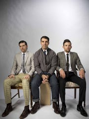 Avett Brothers inside art