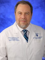 Dr. David Goldenberg was the lead researcher on a recent study by Penn State College of Medicine that found a link between the Three Mile Island partial meltdown and thyroid cancer cases in southcentral Pennsylvania. Goldenberg said there was a link between his research and research done after Chernobyl.