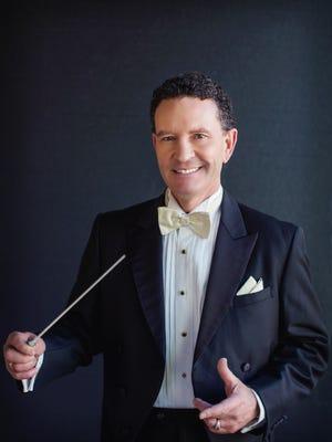 Nick Palmer, Lafayette Symphony Orchestra composer.