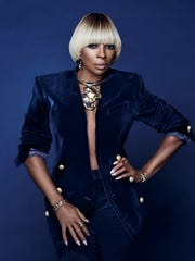Mary J. Blige is ready to celebrate the Fourth with