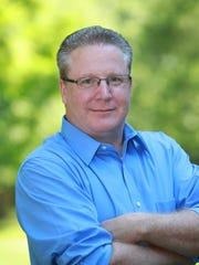 Bill Weber, a Republican running for Ramapo town supervisor.