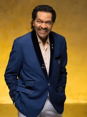 Bobby Rush performs at the Tri-State Blues Festival