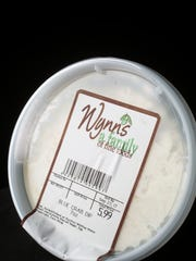 Blue crab dip from Naples grocery store Wynn's Market.