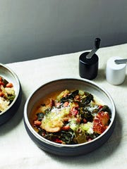 "Ribollita from ""Martha Stewart's Slow Cooker"" cookbook"