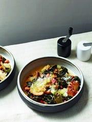 "Ribollita from ""Martha Stewart's Slow Cooker"" cookbook"