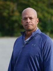 Marq Mellor, former coach of the Somers Field Hockey