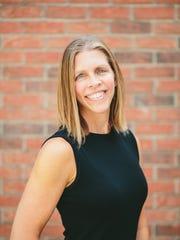 Ginger Huebner, founder of Roots + Wings