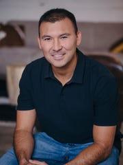 Aro Lucha wrestling co-founder Jason Brown.