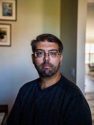 Joseph Irrera in his family's home in Naples, Fla. on Thursday, Dec. 28, 2017.