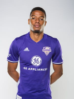 Alexis Souahy signed with Louisville City FC in January. The Frenchman is one of five new signings for the club.
