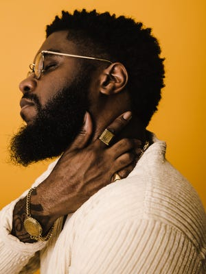 "Rapper Big K.R.I.T. brings his ""Heavy Is the Crown"" tour to the New Daisy on Wednesday."