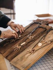 Lili T California necklaces