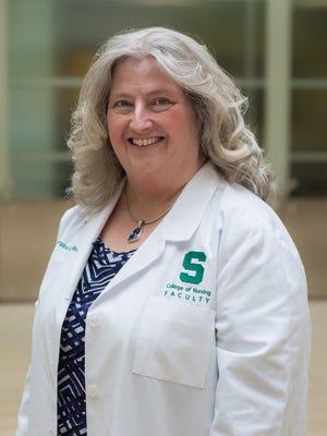 2018 Salute to Nurses Lifetime Achievement winner Peggy Campbell.
