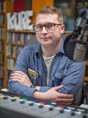 Henry Zimmerman is one of 10 finalists for a NPR Kroc