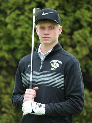 Howards Grove boys golfer Mason Valenstein is this week's senior spotlight.