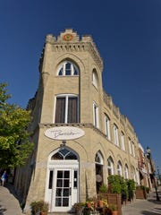 Ristorante Bartolotta is at 7616 W. State St., Wauwatosa.