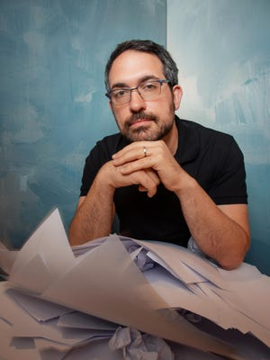 Comedian Matt Koff gives a free workshop and performs stand-up Feb. 28 at SUNY Orange in Middletown. {PHOTO PROVIDED}