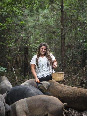 Marissa Paykos, owner/operator, Whippoorwill Farms