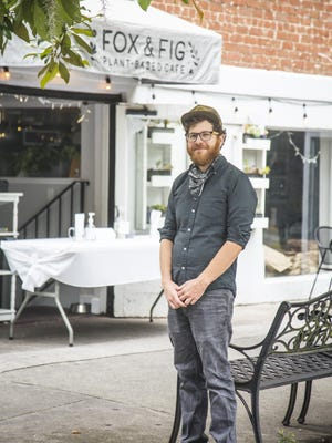 Clay Ehmke, general manager/co-owner, Fox & Fig Cafe