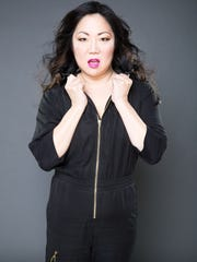 "Margaret Cho is the co-host of the new talk show ""All About Sex."""