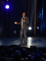 Hannibal Buress performs his comedy routine tonight