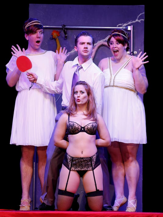 Cuff Me: The Fifty Shades of Gray Unauthorized Musical Parody!