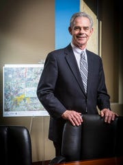 Gerry Neugent, CEO of Knapp Properties, on Tuesday will be announced as 2015 chair of the Greater Des Moines Partnership.