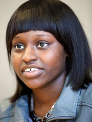 Scavo student Alicia Henry, 18, has traveled more than