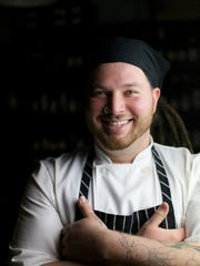 "Chef Garrett Lipar of Torino in Ferndale is one of three metro Detroit chefs nominated for Food & Wine's 2015 ""The People's Best New Chef"" award."