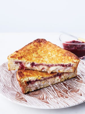 It's best to start with an excellent-quality whole loaf of Pullman bread, so you can cut it into the thick slices that make this turkey Monte Cristo sandwich so good.
