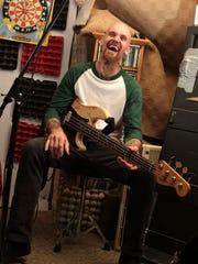 Friday: Nick Oliveri performing at Schmidy's Tavern