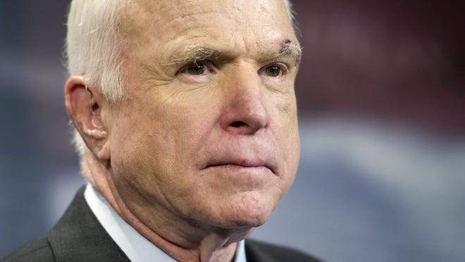 Sen. John McCain (R-Arizona) died Saturday after a battle with brain cancer. The longtime statesman and two-time presidential candidate was mourned by Republicans and Democrats alike.