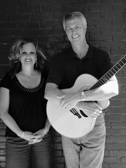 Amy Peters & Pat Lucas