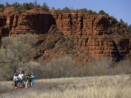 Guided hikes and other Earth Day activities are offered
