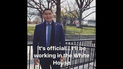 Carlyle Begay's social media post appears not to be