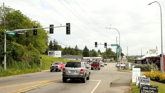Silverdale Way widening: Work on $7.8 million project begins Monday.