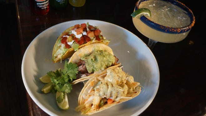 Amigos Taqueria Y Tequila has three different versions of tacos to offer a variety of flavors to diners.
