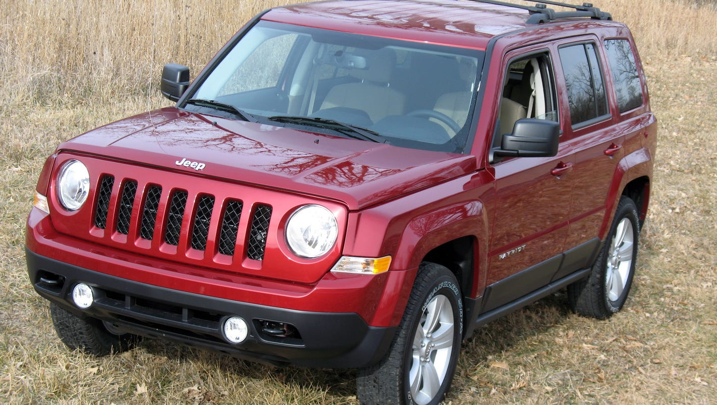true blue transportation 2015 jeep patriot suv. Black Bedroom Furniture Sets. Home Design Ideas