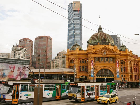Melbourne Crowned Most Liveable City
