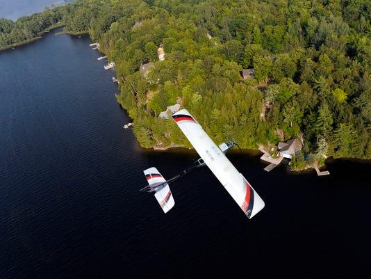 Drones Test Site