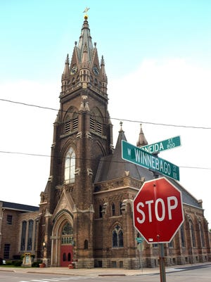 Zion Lutheran Church, 912 N. Oneida St., Appleton.