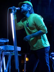 Lemaitre perform during McDowell Mountain Music Festival