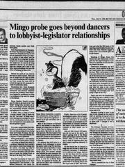 The Des Moines Register covered the notorious Mingo