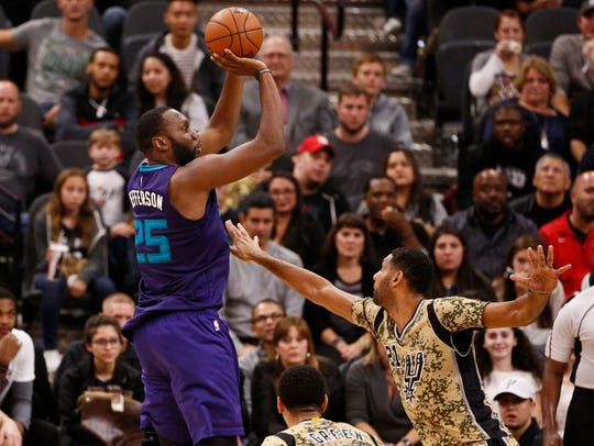 Al Jefferson is still playing in the NBA — during 14