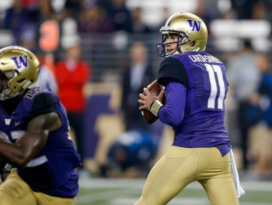 NCAA Football: Fresno State at Washington
